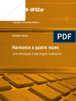 Harmonia a Quatro Vozes UFSCAR