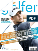 Compleat Golfer South Africa August 2017, Brandon Stone