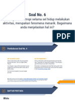 Format Presentasi Bioen 1 Soal No 6