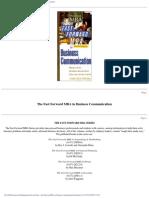 Fast Forward MBA-Business Communications.pdf