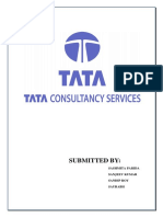 66426414 Tata Consultancy Services Limited