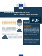 Data Protection Factsheet Business En