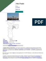 Zona Sudeste de São Paulo