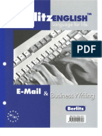 E-mail and Business Writing