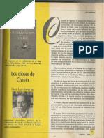 Los dioses de Chavin. Luis Lumbreras.pdf