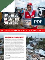 DEC Indonesia 2018 Save the Survivors Fundraising Guide