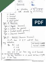 Theory of computation unit 2