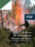O risco de incêndios no Distrito de Viseu