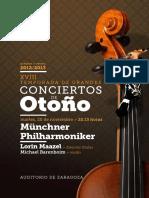 Müncher Philharmoniker 14-11-2012