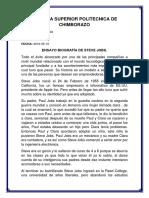 ENSAYO DE STEVE JOBS.docx