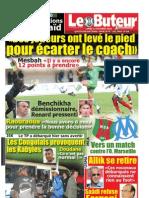 LE BUTEUR PDF du 11/10/2010