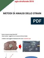 3_Metodi Analisi Strain