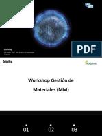 Workshop - MM