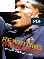 Aleks Sierz - Rewriting the Nation British Theatre Today