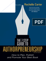 The 7 Step Guide to Authorpreneurship Arc