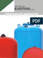 IBAIONDO Catalogo Calderines