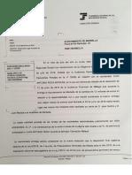 Escrito de la Seguridad Social al Ayuntamiento de Marbella (27/09/2018)