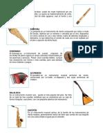 Instrumentos Tavo - Para Combinar