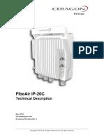 Ceragon FibeAir IP-20C Technical Description C8.5 ETSI Rev A