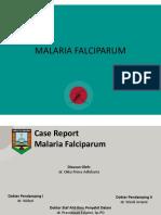 Malaria Falciparum Okka