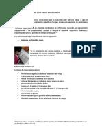 Enfermedades Asociadas a Los Riegos Biomecanicos