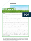 An Introduction to Recycling - Stuff