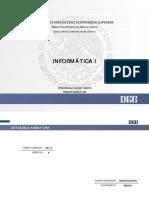 Informatica 1