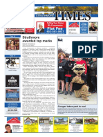October 12, 2018 Strathmore Times