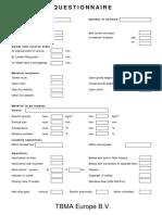 Moduflex Spec Sheet