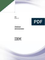 Administracion de Bases de Datos DB2