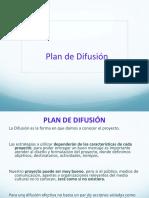 PLAN DE DIFUSION  REDES SOCIALES  3 OCT.ppt
