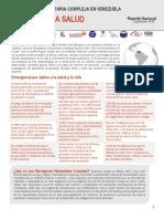 Reporte Nacional EHC Derecho a La Salud Septiembre 2018