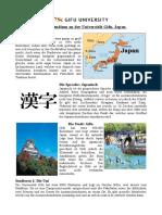 Bericht Gifu Johannes 13-14