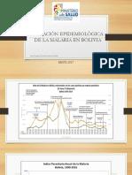 Malaria Ultimo (Bolivia)
