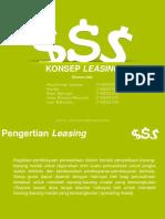 PPT Konsep Leasing