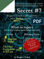 SEO Secret #7 (Ultimate Edition)