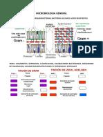 Microbiologia General y Examen Parcial