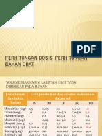 11.Perhitungan Dosis, Perhitungan Bahan Obat - Copy