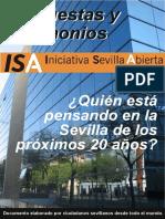 ISA Quien Piensa Sevilla de Dentro 20 Años IDEAS