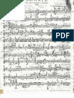 Violin Sonata 6 Beethoven
