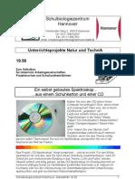 CD-Spektroskop Im Selbstbau