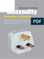 Bisexuality and the Eroticism of Everyday Life Garber