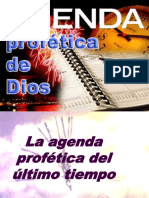 agenda profetica