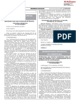 Aprueban Plan Vial Provincial de Huaura