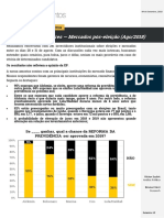 Mercados Pos Eleicao (Out/2018)