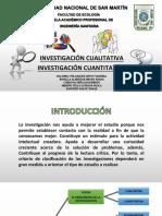 Investigacion Cualitativa y Cuantitativa