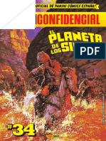 Panini Confidencial 34