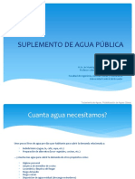 Diapositivas Tratamiento de Aguas