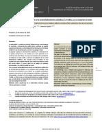Paisajes Culturales Revista de Urbanismo Issn 0717-5051