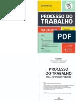 Processo Do Trabalho - Novo CPC - Élisson Miessa 2015